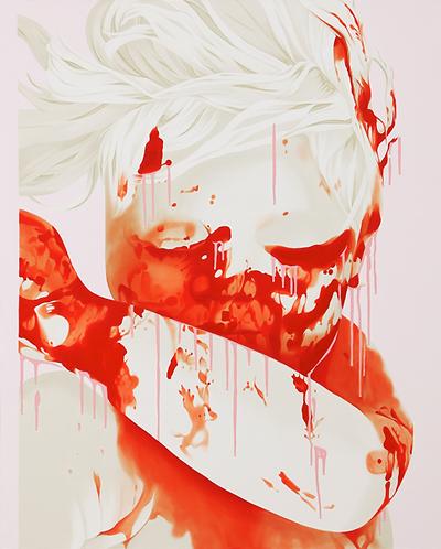 이보람, 피 흘리는 2, 2009