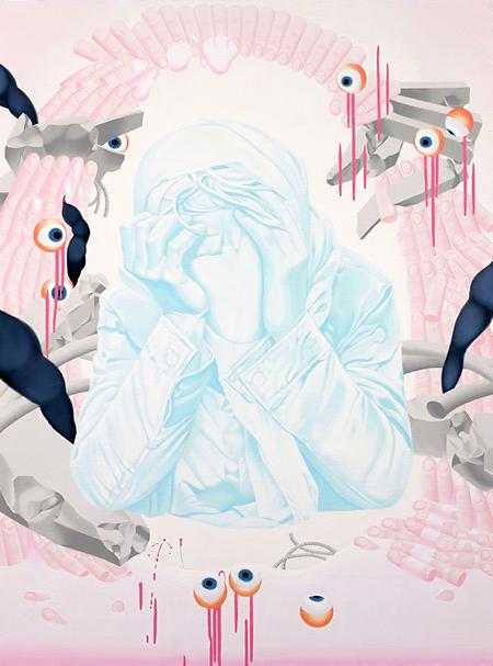 이보람, 희생자-Lamentation 2, 2011
