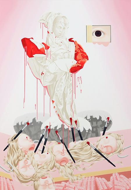 이보람, 희생자-Body Wrapped 1, 2009