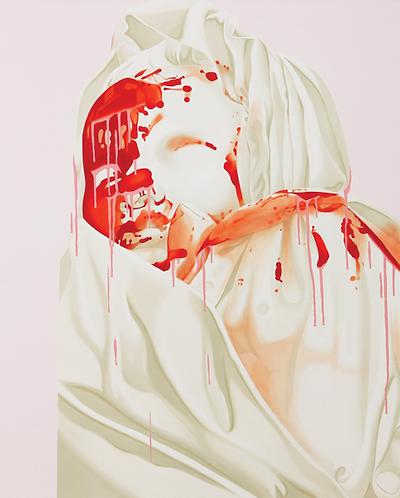 이보람, 피 흘리는 1, 2009
