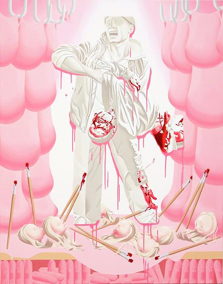 이보람, 희생자-Descent 3, 2009