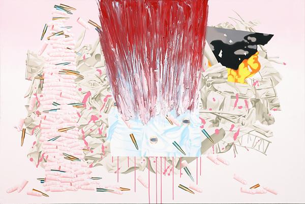 이보람, 희생자-Lamentation 5, 2012