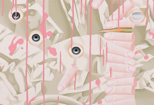 이보람, 희생자-Lamentation 3, 2012