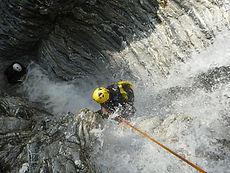Canyoning Sicilia, torrentismo Sicilia