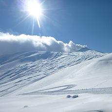 neve Etna, Inverno Etna