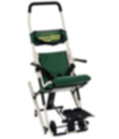 Escape-chair evacuation chair