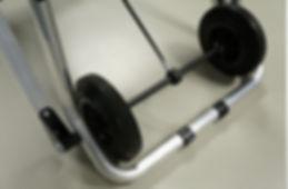 Escape-Chair® ST-B wheels