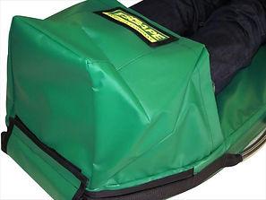 Escape-Mattress® Stretcher foot cover
