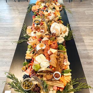 3 Metre Grazing Table