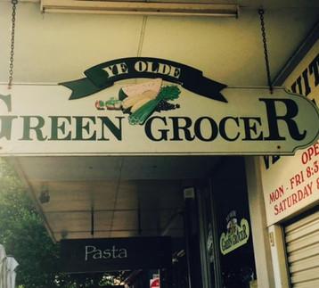 Ye Olde Green Grocer