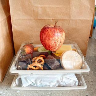Corporate Lunch Box