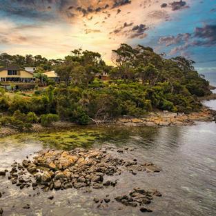 Greens Beach - Stunning Beach Front with Direct Access-Tasmania