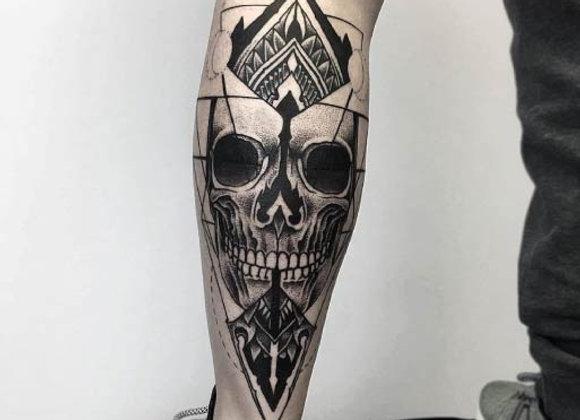 BONO 3 SESIONES tatuajes hasta 24cm