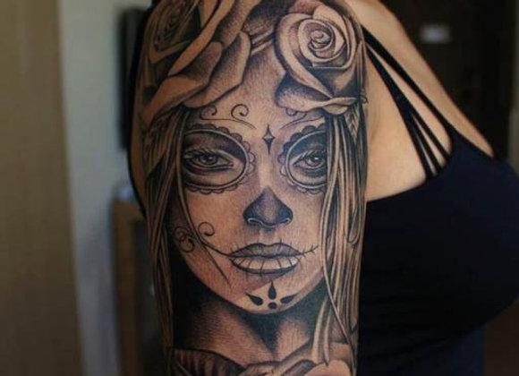 SESIÓN INDIVIDUAL tatuajes hasta 22cm