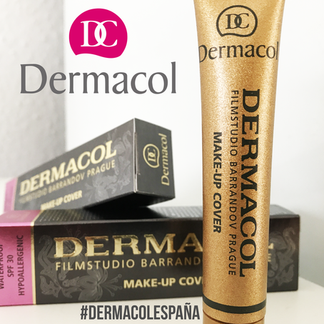 DERMACOL MAKE-UP COVER: Tu solución de emergencia