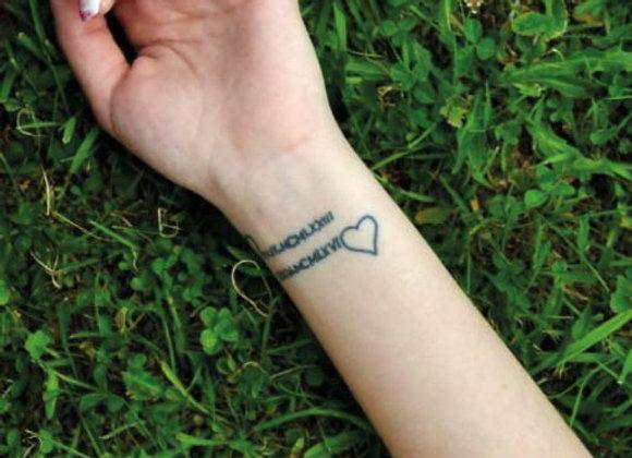 SESIÓN INDIVIDUAL tatuajes hasta 6cm