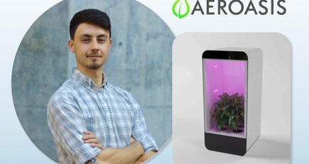 Aeroasis Graduates from Startup Sandbox and Launches Operations in Santa Cruz
