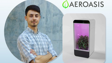 Aeroasis Graduates from Startup Sandbox and Launches Operations in Santa Cruz