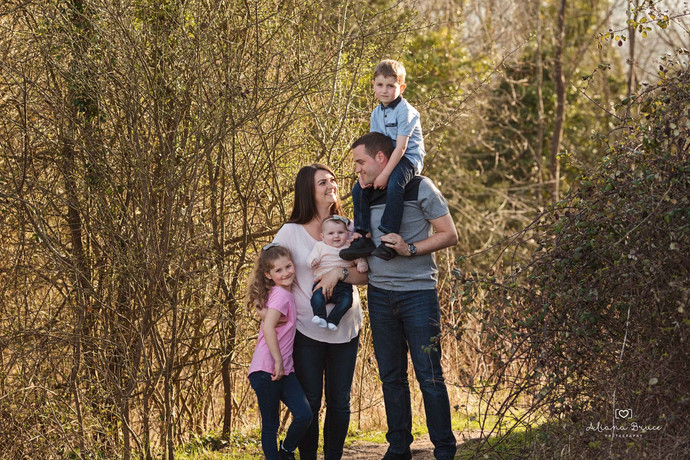 Family Photography Guildford