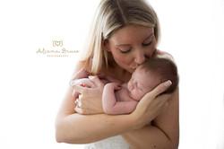 newborn photoshoot guildford