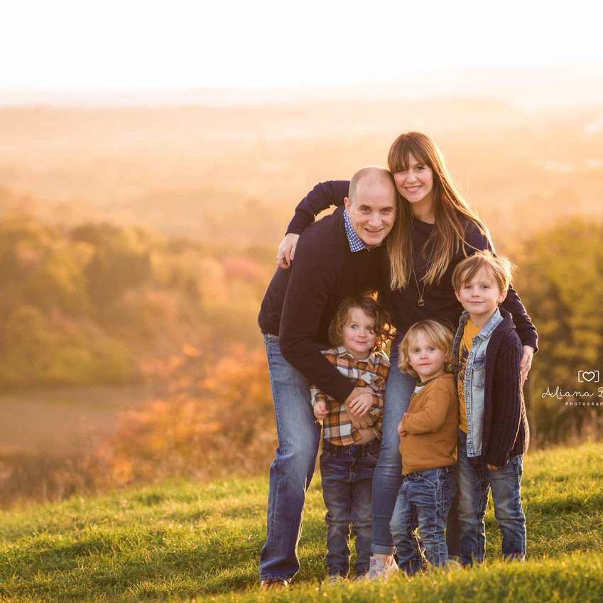 Family Photographer in Surrey