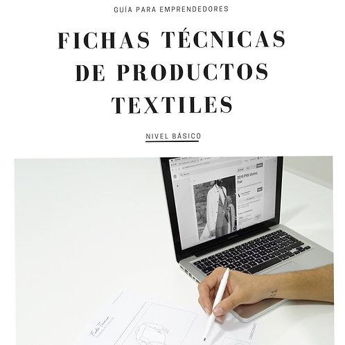 Fichas técnicas - Guía básica para emprendedores