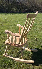 rocking chair handmade