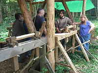 green wood working courses