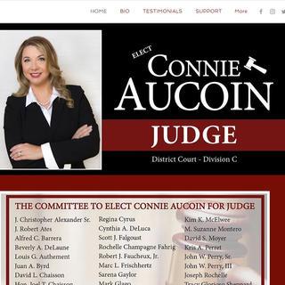 Connie Aucoin Candidate