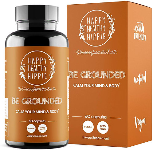 BE Grounded Stress Relief Supplement