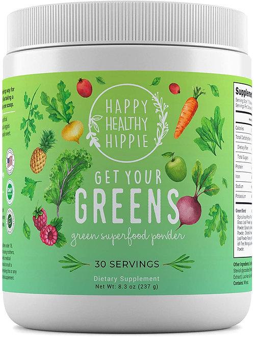 Get Your Greens Super Greens Powder