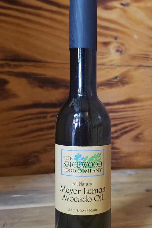 Meyer Lemon Avocado Oil 8.45 oz
