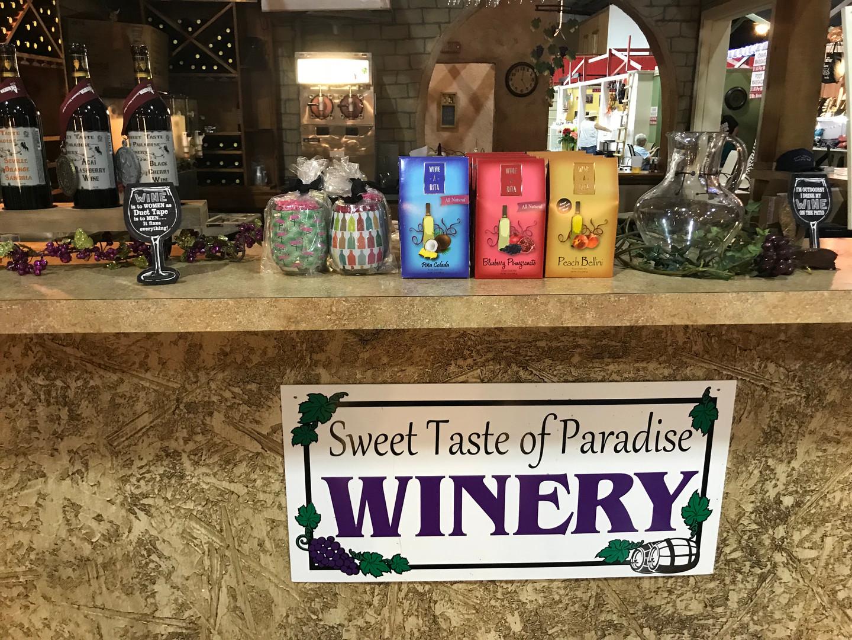 Sweet Taste of Paradise