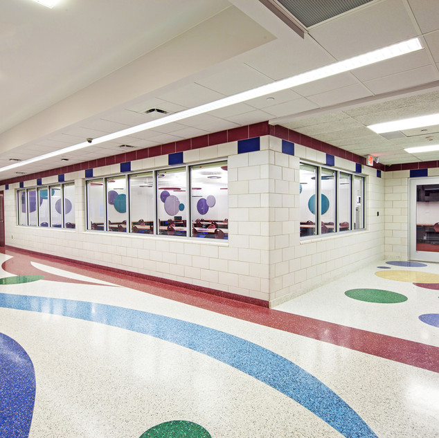 Chalmette High School Renovations