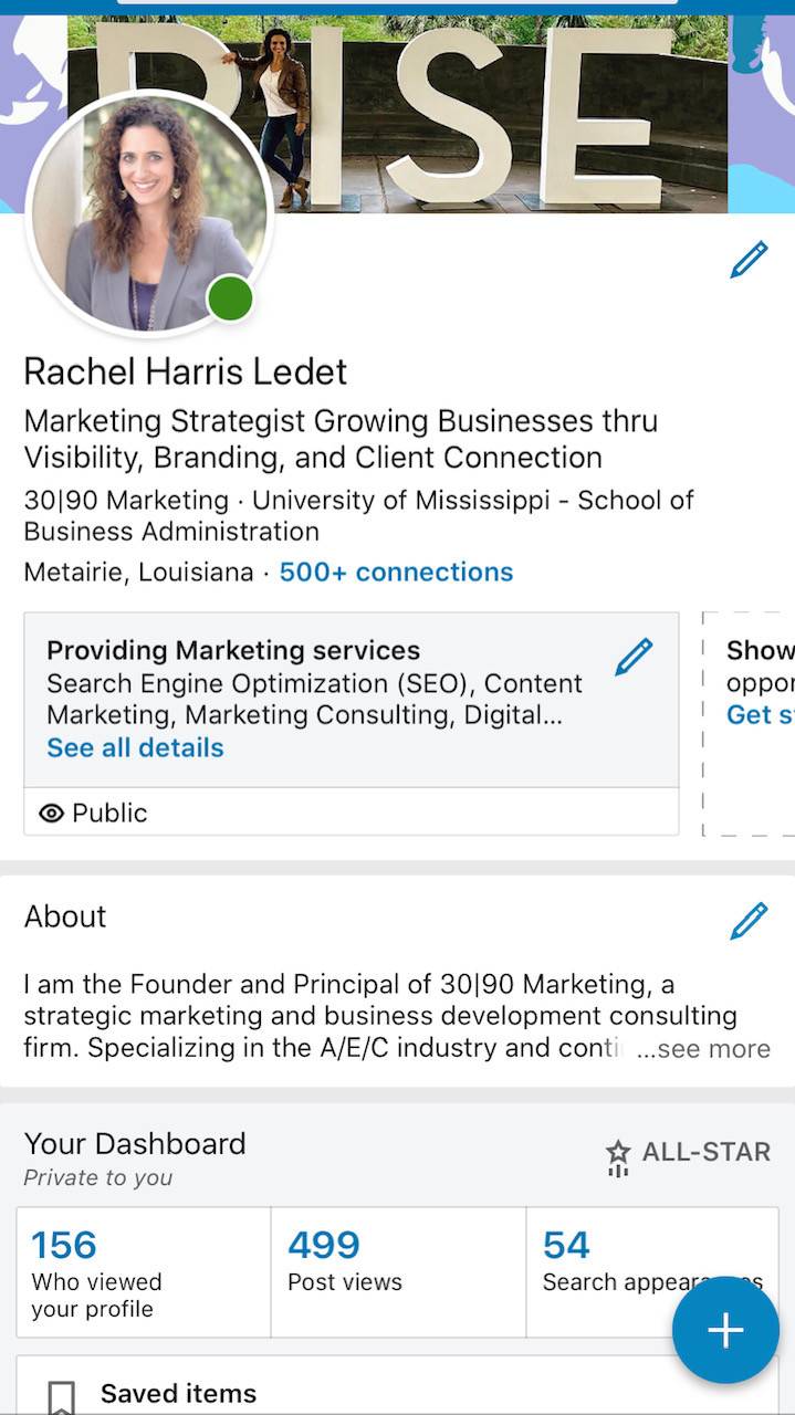 How To Guide: LinkedIn Profile