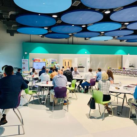 LACHIN Architects attends A4LE School Tour