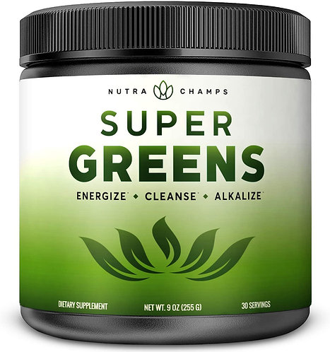 Super Greens Powder Premium Superfood