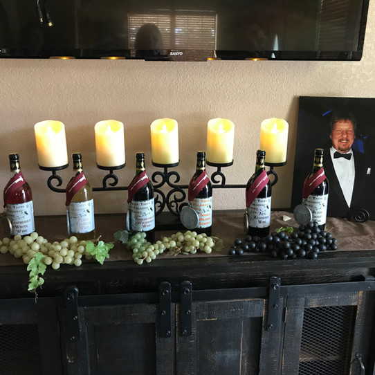 Wine Collection Paradise Texas