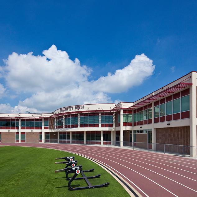 Chalmette HS Field House