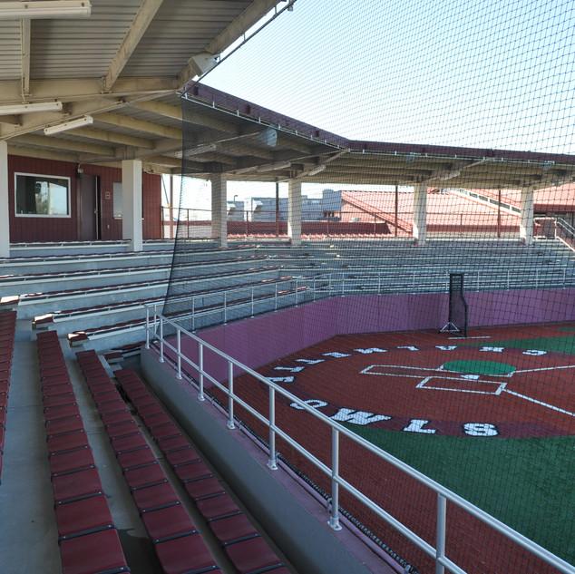 CHS Baseball Field and Stadium