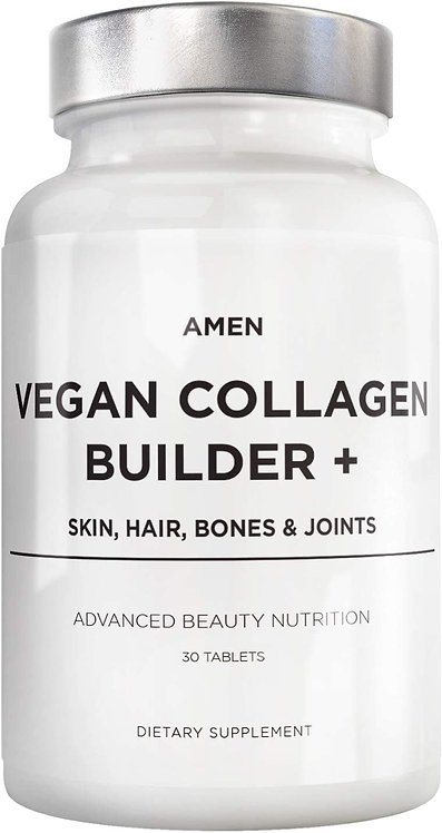 Amen Plant Based Vegan Collagen Builder