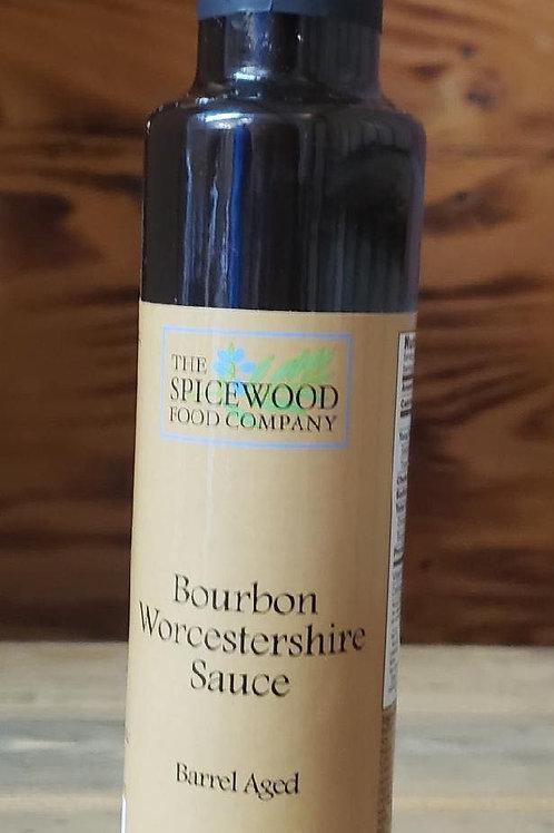 Bourbon Worcestershire Sauce 8.45 oz
