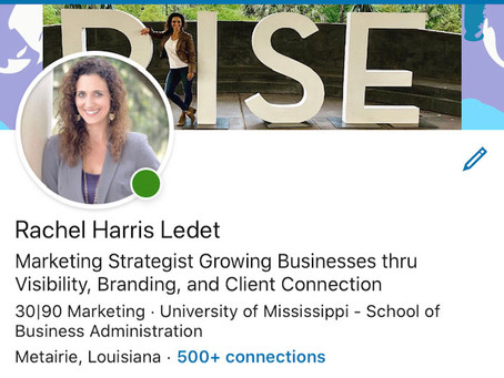 Professional Profiles on LinkedIn Matter