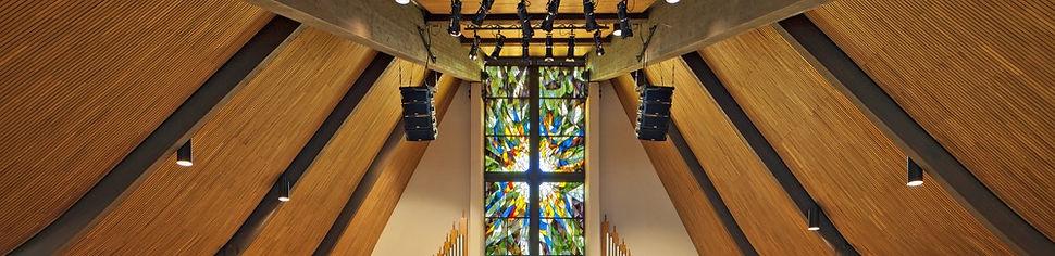 church sound installation, church sound, church sound system design Gainesville Florida