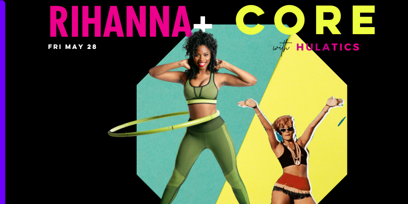 Rihanna + Core!