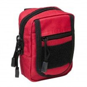 VISM® by NcSTAR® SMALL UTILITY POUCH/RED