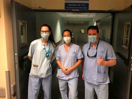 Cirugía Endoscópica en H.U. Torrejón (Madrid)