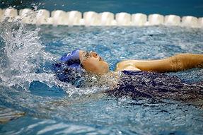 Actividad deportiva Natación