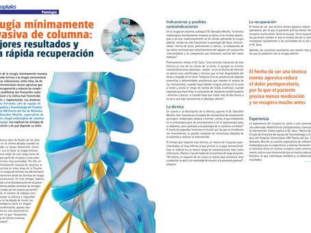 Revista TU HOSPITAL