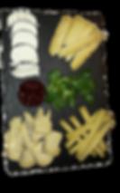 assiette fromage Le Conti
